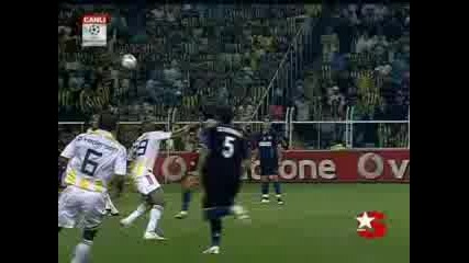 Фенербахче - Интер 1 - 0
