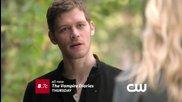 Дневниците на вампира - сезон 5 епизод 11 Промо The Vampire Diaries Season 5 - New Promo