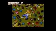 58 Болезнени моменти на Homer // Семейство Симпсън //