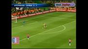 23.06.2010 Австралия - Сърбия 2:1 Всички голове и положения - Мондиал 2010 Юар