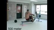 Kyokushin Superset training with Artur Hovhannisyan