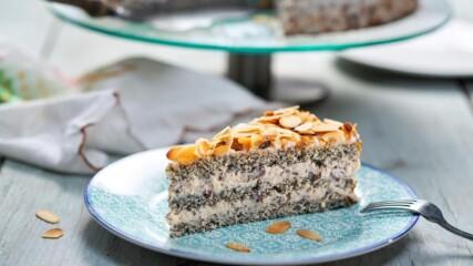 Бон Апети | Торта с мак и рикота