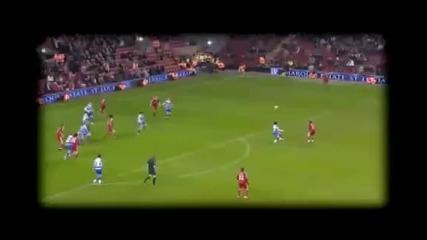 Steven Gerrard Goals Season 2009/2010 Hd