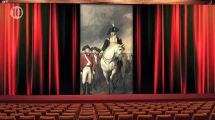 10 Исторически филмови грешки