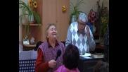 Свидетелство на изцелена от мозъчен инсулт - от Бога , след молитва в Църква