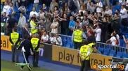 Ударен фен получи фланелката на Кристиано Роналдо