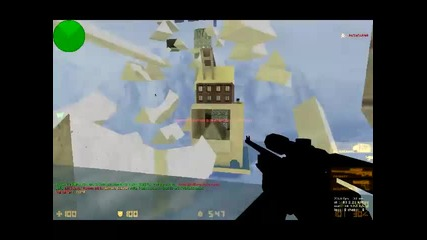 Counter strike 1.6 ep.1 Surf