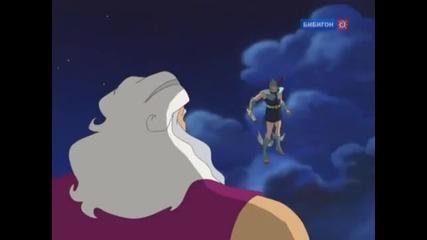 Воины мифов [12 серия - Тесей и Минотавр]