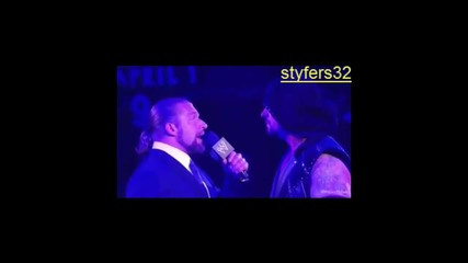 Wwe Wrestlemania 28 Undertaker Vs Triple H Promo