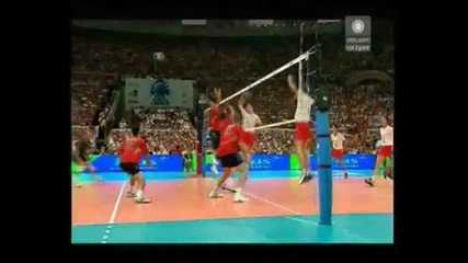 Why we love volleyball