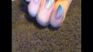 art nail - - - видео уроци