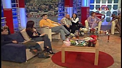 Ceca i Palma - Ispod palme na obali mora - LIVE - Vikend vizija - TV Pink novembar 2006