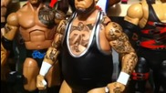 Wwe Action Insider_ Brodus Clay basic review Mattel figure Grim's Toy Show