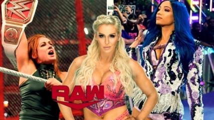 Ultimo momento: Charlotte reemplaza a Sasha vs Becky: WWE Ahora, Octubre 14, 2019