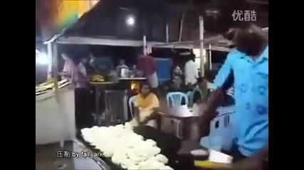 Невероятно бързи Индици.( Вижте какво умеят да правят с ръце )