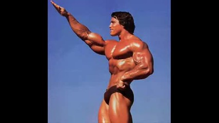 Arnold the best of the world