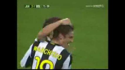 Juventus - Bologna 4 - 1
