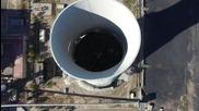 Spain: See demolition of 122 metre cooling tower!