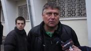 Пламен Николов: Предупредих играчите, че ще има отпускане в ЦСКА