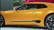 Kia Gt4 Stinger Concept - 2014 Detroit Auto Show.avi
