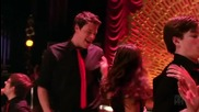 Glee - Dont rain on my parade / You can always get what you want (1x13)