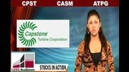 (cpst, Casm, Atpg) Crwenewswire Stocks In Action