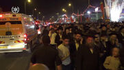Israel: Emergency services deployed, revellers evacuated after dozens killed in festival disaster