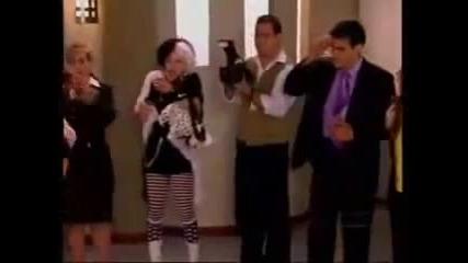 Заложница на Съдбата - Диана се бори с Камила (81 епизод)
