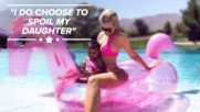 Is Khloé Kardashian spoiling daughter True too much?
