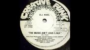 Dj Kool - The Music Aint Loud E - Nuf