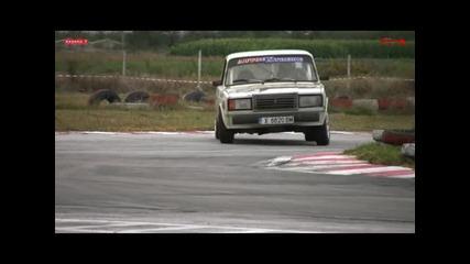 Round 7 of Bulgarian Track Championship - Dracon 2