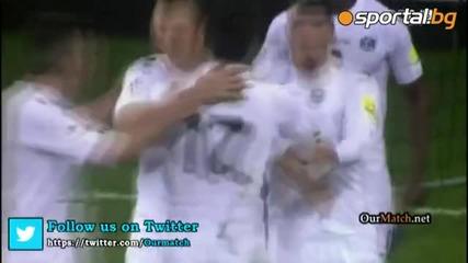 Бербо герой с първи гол за Монако !