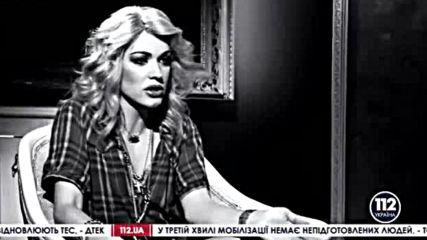 Травести-дива Монро гость ток-шоу Люди. Hard Talk. Выпуск 18.09.2014