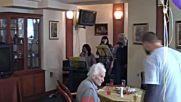 Служение - в Дом за стари хора