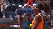Wta 2013 rome Serena Williams - Victoria Azarenka