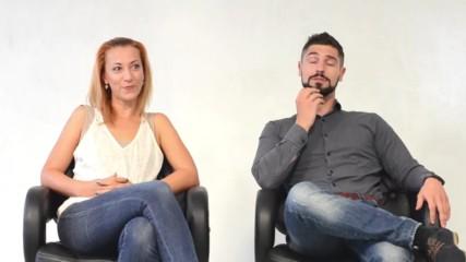 Интервю с Петър и Христина - автори на