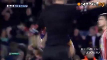 Барселона - Алмерия 4-1 02.03.2014