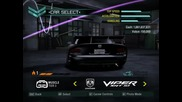 Nfs Carbon My cars