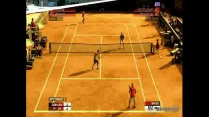 Virtual Tennis 3