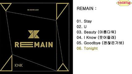 [full Album] Knk () - Remain [2nd Mini Album]