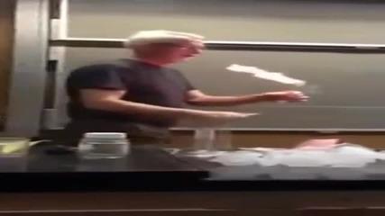 Учител по химия се самозапалва