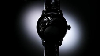 "Часовника с ""плаваща"" стрелка: Maurice Lacroix Masterpiece Seconde Mysterieuse"
