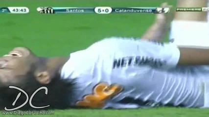 Neymar прави изумителен финт!