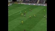 Fifa 11 Goal Ibrahimovic ( Acmilan)