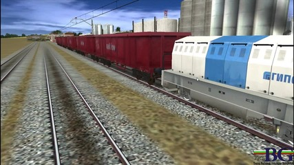 Test Lokomotive Mdd-3-05