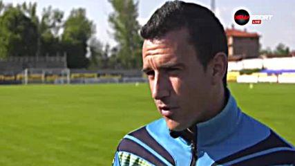 Иван Стоянов каза ще има ли сантименти спрямо ЦСКА на финала