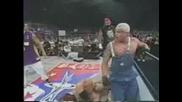 WCW Джеф Джаред Срещу Кевин Неш - С Превод На Български