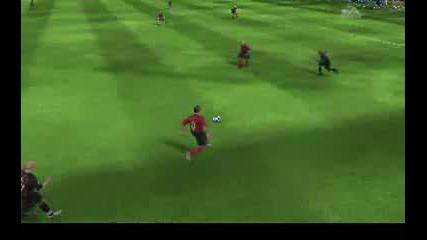 Fifa 09 Goal 4