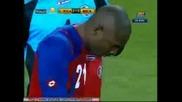 Gillermo Ochoa The Goalkeepar
