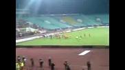 CSKA- Litex - Kupata pred Sektor G